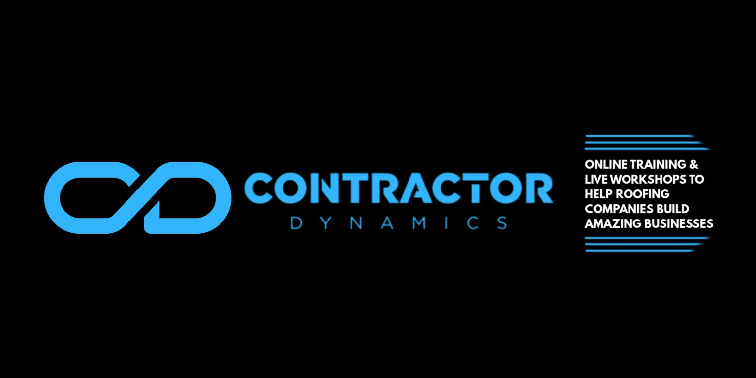 Contractor dynamics roofing convention